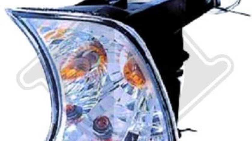 SEMNALIZARI FAR CLARE BMW E34 FUNDAL CROM-COD 1222374