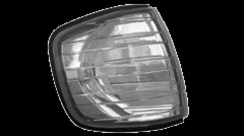 SEMNALIZARI FAR MERCEDES W126 2T FUNDAL CROM -COD KGMB06