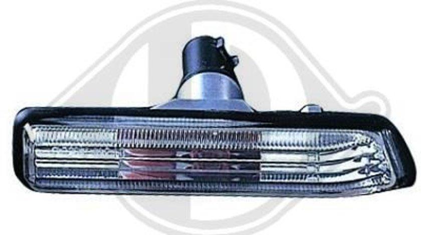 SEMNALIZARI LATERALE CLARE BMW E36 FUNDAL CROM -COD 1213376