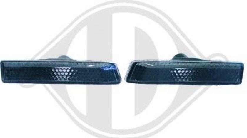 SEMNALIZARI LATERALE CLARE BMW FUNDAL BLACK -COD 1213478