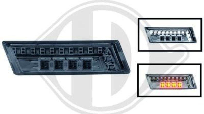 SEMNALIZARI LATERALE CU LED BMW E36 FUNDAL BLACK -COD 1213579