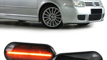 Semnalizari laterale dinamice LED VW Bora Golf Pol...