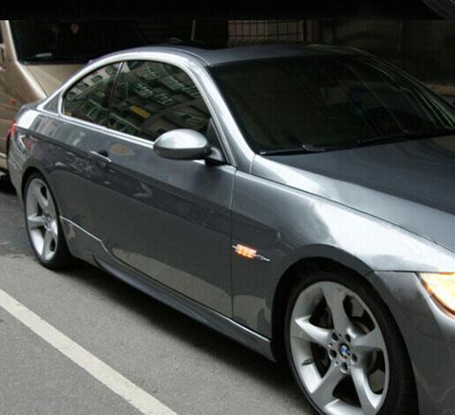 Semnalizatoare Aripa cu LED si Ornament Cromat, Transparente, BMW Seria 5 E60