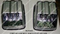 SEMNALIZATOARE FAR CU LED MERCEDES G-CLASS W463 19...