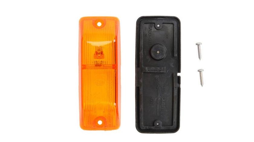 Semnalizator fata dreapta (culoare sticla: portocaliu) MAN L 2000 MERCEDES CITARO (O 530), CONECTO (O 345), ECONIC, MK, O 304, O 340, O 403, O 405, TOURISMO (O 350) NEOPLAN CENTRO, CITY, JET