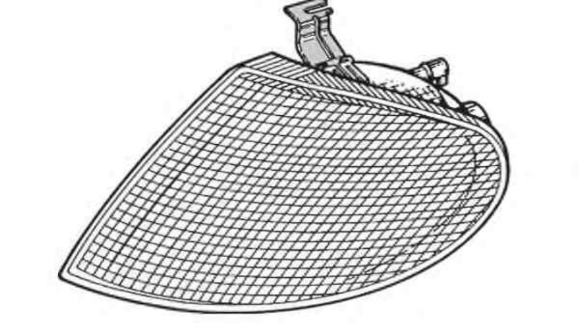 Semnalizator SEAT ALHAMBRA 7V8 7V9 DEPO 4311525LUEC