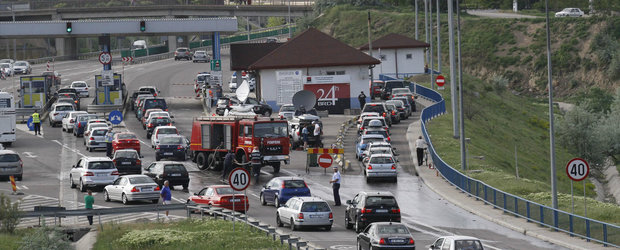 SENATUL a decis: taxa de pod de la Cernavoda si Giurgeni ELIMINATA