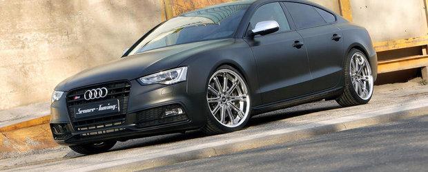 Senner anunta un tuning de 446 CP si 20.000 euro pentru Audi S5 Sportback