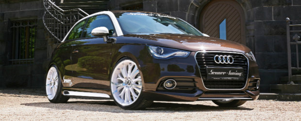 Senner Tuning si Audi A1 isi dau din nou intalnire