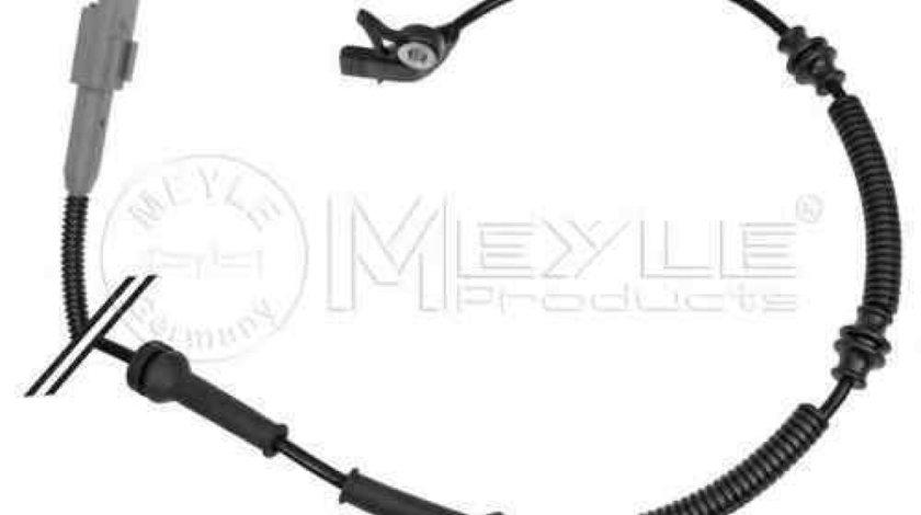 Senzor ABS CITROËN C5 I DC MEYLE 40-14 800 0001