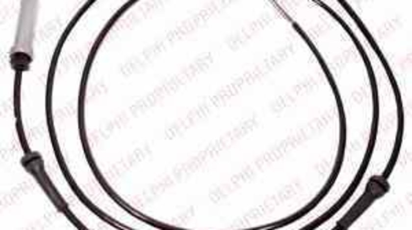 Senzor ABS MERCEDES-BENZ SPRINTER 3-t platou / sasiu 903 DELPHI SS20210