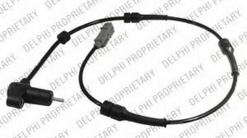 Senzor ABS / turatie roata CITROEN XSARA PICASSO (N68) (1999 - 2016) DELPHI SS20049 produs NOU