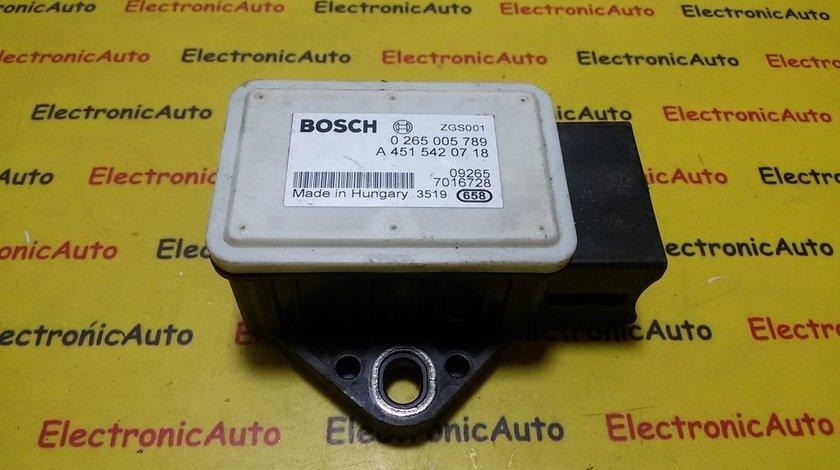 Senzor Accelerare SMART FORTWO CABRIO COUPE 451 0265005789