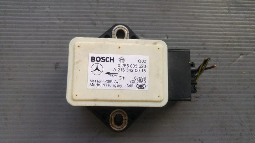 Senzor acceleratie mercedes cls a-class w169 b-class w245 0265005625 a2165420018