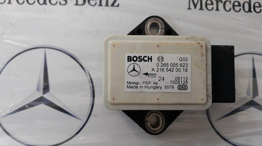 Senzor acceleratie Mercedes E class cod A2165420018