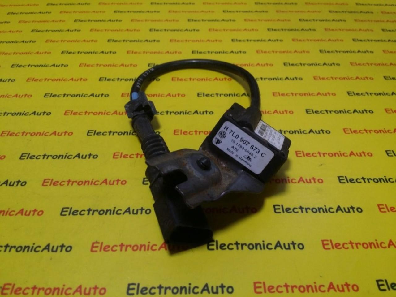 Senzor Acceleratie Vw Touareg, 7L0907673C