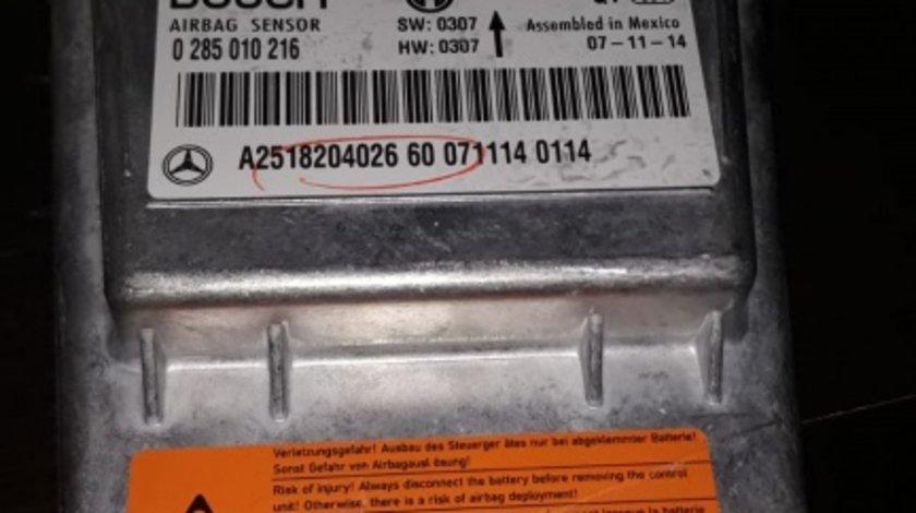 Senzor airbag a2518204026 Mercedes R320CDI 4matic w251 ML w164 GL320