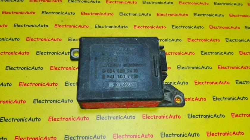 Senzor Airbag Mercedes 0048202410, 8411017160