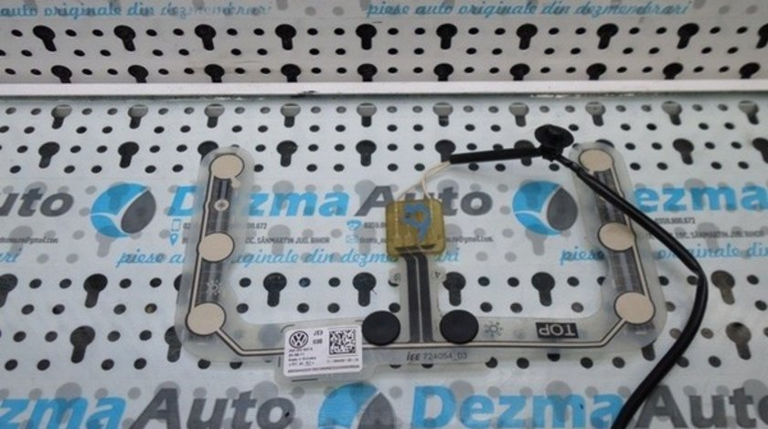 Senzor airbag prezenta scaun Vw Passat Variant (365) 2.0tdi, CFFB, 3AA963553A