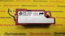 Senzor Airbag VW, Audi, Skoda, Seat, IJ0909606D, 5...