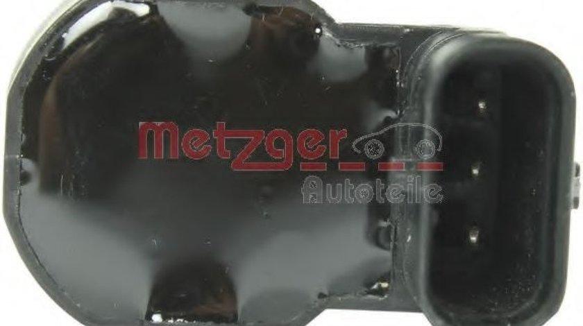 Senzor, ajutor parcare BMW Seria 6 (E63) (2004 - 2010) METZGER 0901104 piesa NOUA