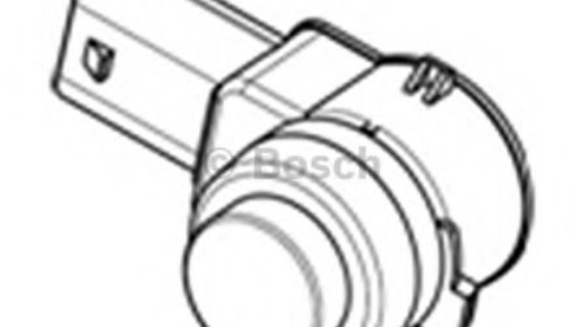 Senzor, ajutor parcare MERCEDES G-CLASS Cabrio (W463) (1989 - 2016) BOSCH 0 263 009 638 piesa NOUA