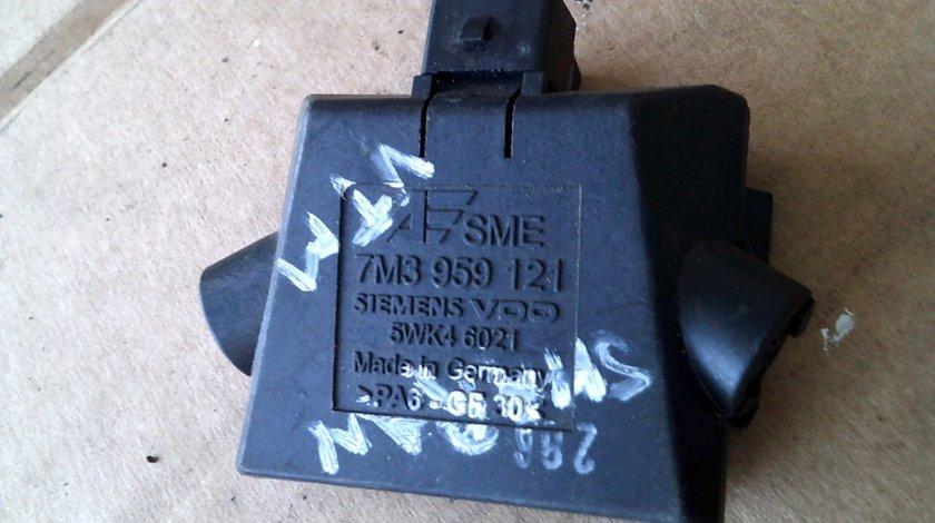 Senzor alarma VW Sharan, Ford Galaxy, cod 7M3959121
