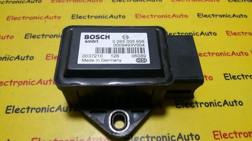 Senzor de Accelerare Smart Fortwo 450 0265005698, 0 265 005 698
