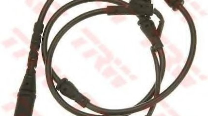 Senzor de avertizare,uzura placute de frana BMW X6 (E71, E72) (2008 - 2014) TRW GIC237 produs NOU