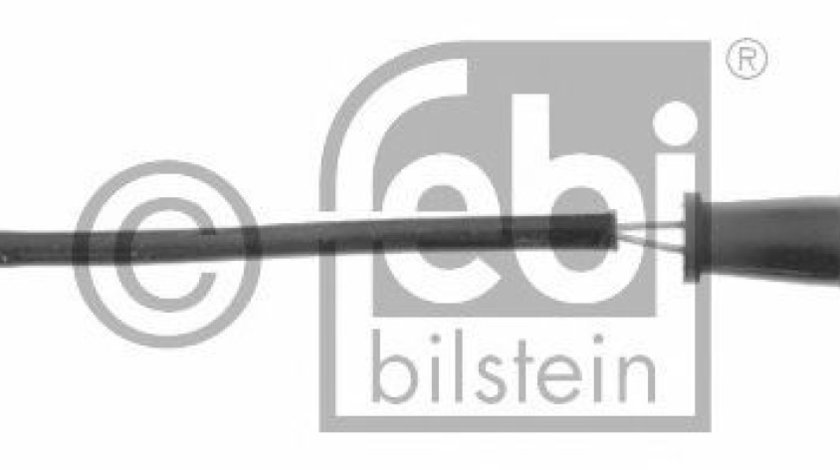 Senzor de avertizare,uzura placute de frana MERCEDES C-CLASS Cupe (C205) (2015 - 2016) FEBI BILSTEIN 26370 produs NOU