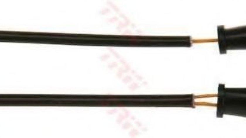 Senzor de avertizare,uzura placute de frana MERCEDES CLK (C209) (2002 - 2009) TRW GIC229 produs NOU