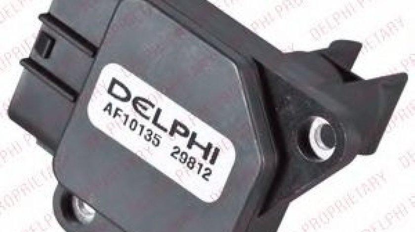 Senzor debit aer MITSUBISHI PAJERO IV (V8_W, V9_W) (2006 - 2016) DELPHI AF10135-12B1 piesa NOUA