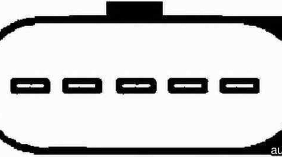 Senzor Debitmetru Aer AUDI A4 Cabriolet (8H7, B6, 8HE, B7) HELLA 8ET 009 142-571