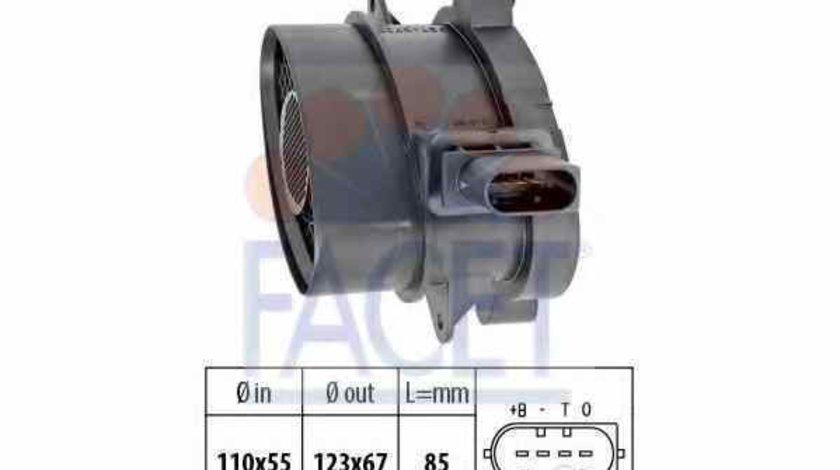 Senzor Debitmetru Aer BMW 1 E81 FACET 10.1005