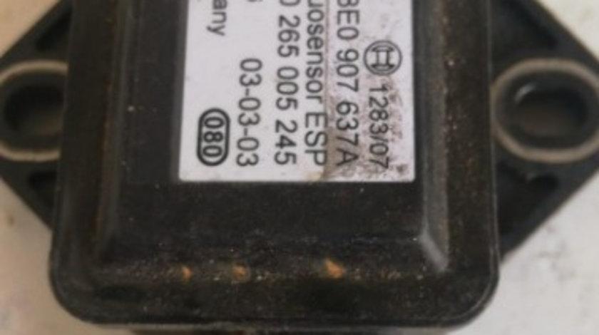 Senzor ESP Audi A4 B6, VW Passat B5 cod 8E0907637A