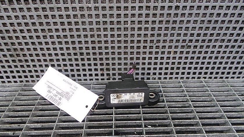 SENZOR ESP MERCEDES-BENZ C-CLASS (W204) C 300 CDI 4-matic (204.092) diesel (2007 - 01-2014-01)