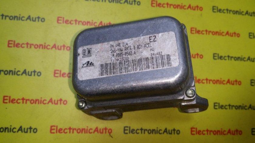 Senzor ESP Opel Astra H 24448214