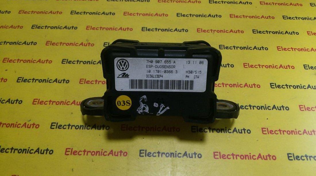Senzor esp Vw Golf 5 Jetta 3, 7H0907655A, 10170103663