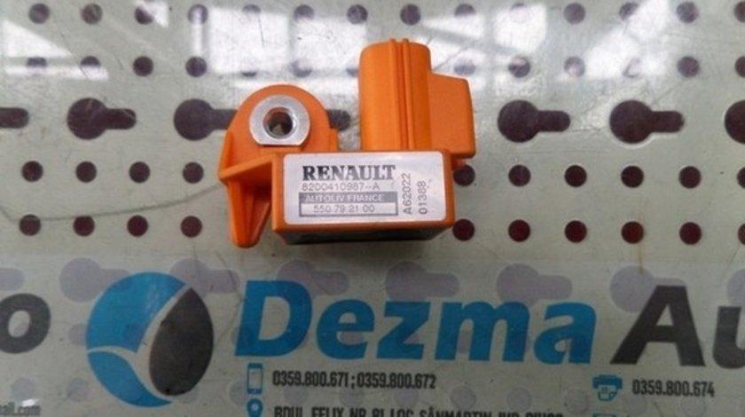 Senzor impact Renault Laguna 2 (BG0/1), 8200410987A