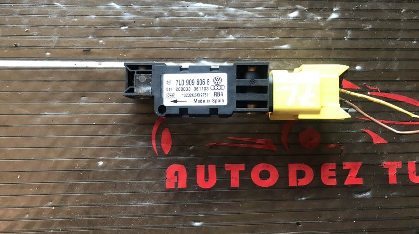 Senzor impact VW Touareg 7L 7L0 909 606 B