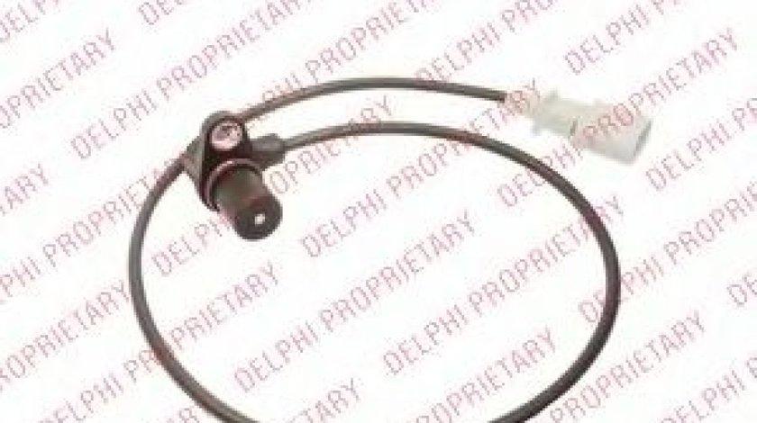 Senzor impulsuri, arbore cotit AUDI A4 Cabriolet (8H7, B6, 8HE, B7) (2002 - 2009) DELPHI SS10812 piesa NOUA