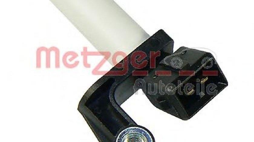 Senzor impulsuri, arbore cotit FORD MONDEO III Limuzina (B4Y) (2000 - 2007) METZGER 0902104 piesa NOUA