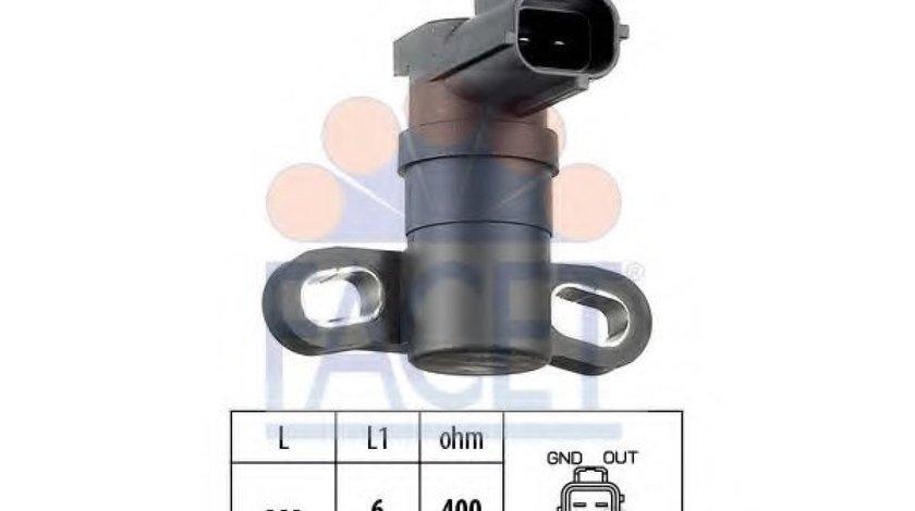 Senzor impulsuri, arbore cotit MAZDA 3 (BK) (2003 - 2009) FACET 9.0333 piesa NOUA