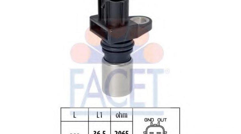 Senzor impulsuri, arbore cotit NISSAN X-TRAIL (T30) (2001 - 2013) FACET 9.0417 piesa NOUA