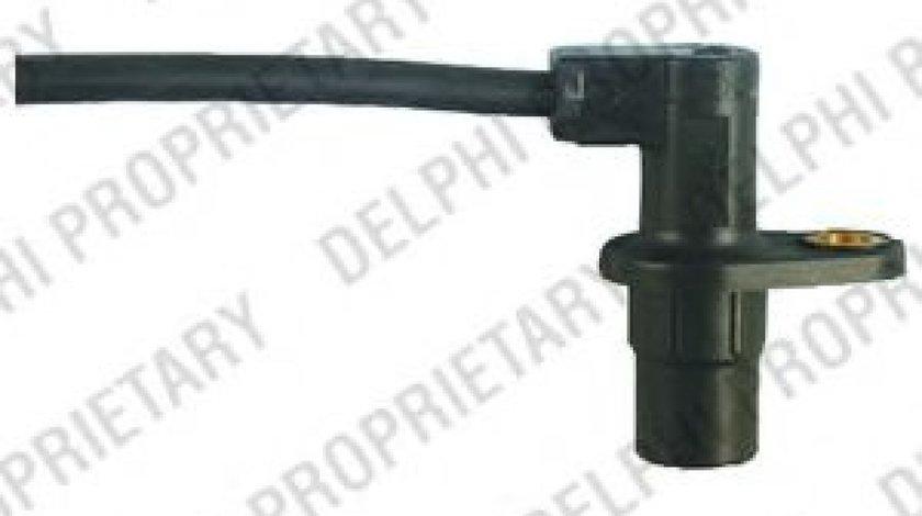 Senzor impulsuri, arbore cotit PEUGEOT 806 (221) (1994 - 2002) DELPHI SS10736-12B1 produs NOU