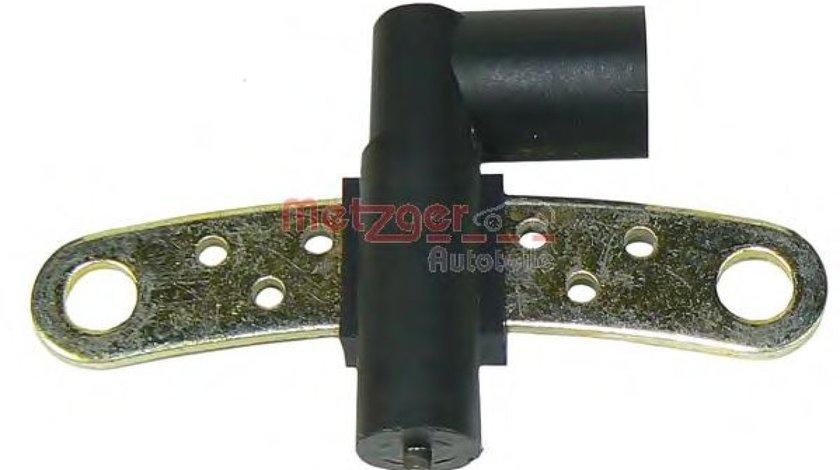Senzor impulsuri, arbore cotit RENAULT CLIO I (B/C57, 5/357) (1990 - 1998) METZGER 0902015 produs NOU