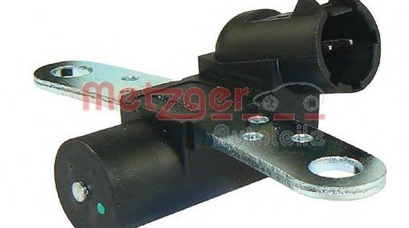 Senzor impulsuri, arbore cotit RENAULT KANGOO Express (FC0/1) (1997 - 2007) METZGER 0902052 piesa NOUA