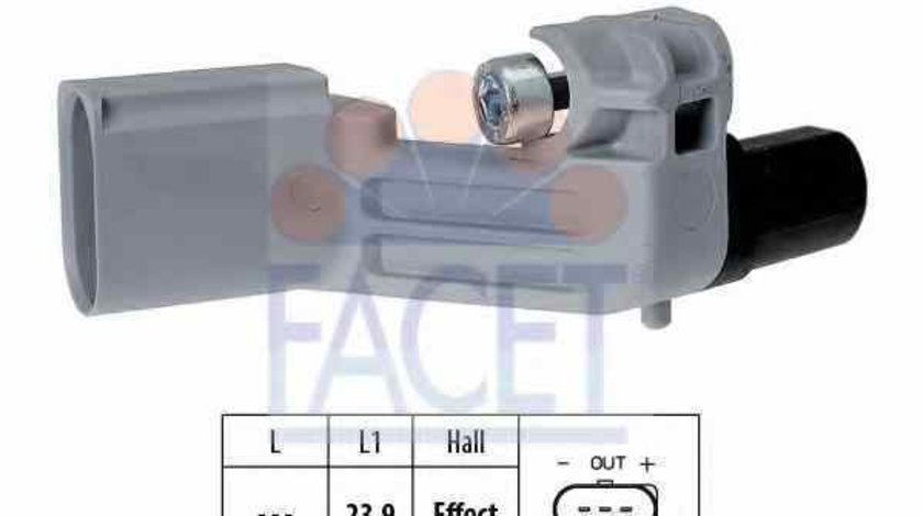 Senzor impulsuri arbore cotit SEAT ALTEA XL 5P5 5P8 FACET 9.0464