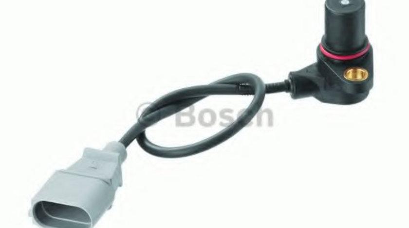 Senzor impulsuri, arbore cotit VW BORA Combi (1J6) (1999 - 2005) BOSCH 0 261 210 145 piesa NOUA