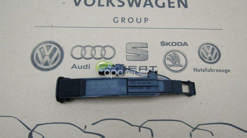 Senzor Keyless Original Audi A4 B8 / A5 8T / A7 4G / A6 C7 / A8 4H - Cod: 4G8927753B
